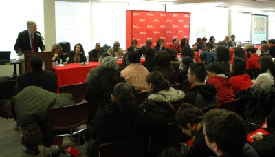 Recap of Youth Employment: A Smart Investment on January 30, 2015 at The Chicago Urban League